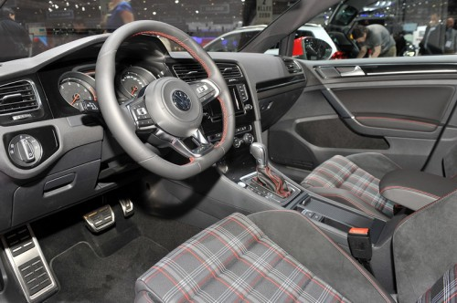 VW Golf GTI Geneva 2013