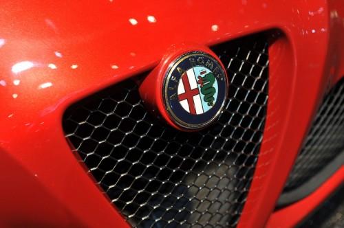 Geneva 2013: Alfa Romeo 4C