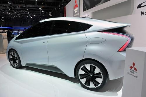 Geneva 2013: Mitsubishi CA-MiEV
