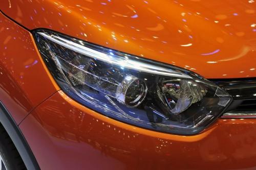 Geneva 2013: Renault Captur