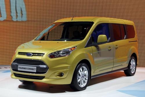 Familia Ford Tourneo