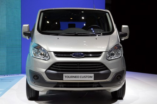 Familia Ford Tourneo