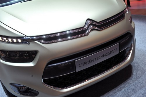 Citroen Technospace Concept