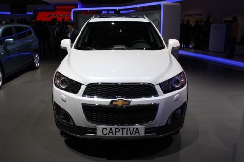Geneva 2013 - Chevrolet Captiva