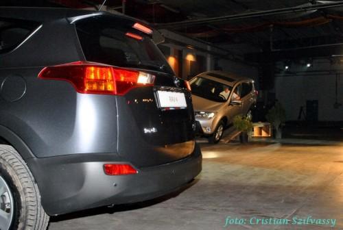 Lansare Toyota RAV4 Romania
