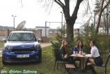 Lansare pentru presa MINI Paceman Romania