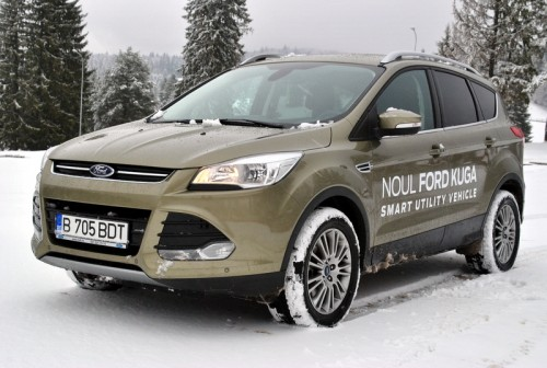 Ford Kuga 2013