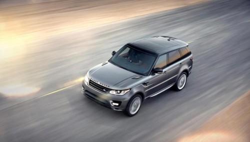 Noul Range Rover Sport