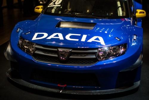 Dacia Logan STCC