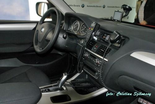 BMW X3 SMURD