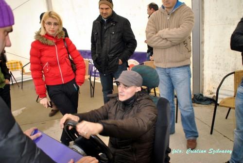 Defensive driving Napoca Rally Academy