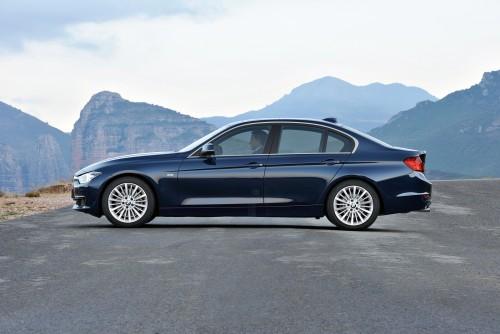 BMW Seria 3 Luxury Line