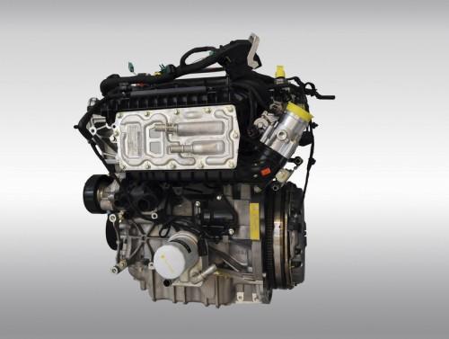 Noul motor Ford