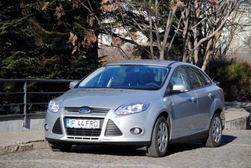 Ford Focus sedan 1.6 Trend