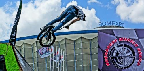 Bucharest Wheels Arena 2013