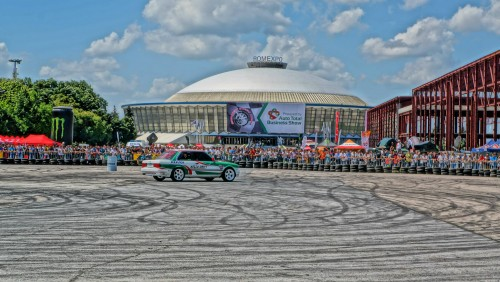 Bucharest Wheels Arena 2013