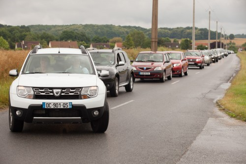 14.000 fani la marele picnic Dacia în Franţa