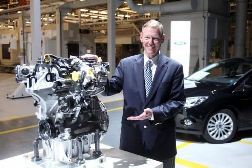 Motorul Ford EcoBoost de 1 litru