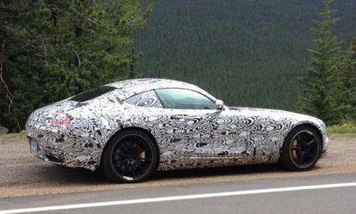 Noul Mercedes-Benz AMG GT