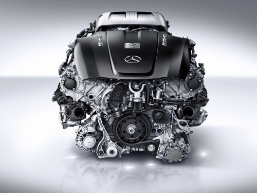 Noul motor AMG M178 twin-turbo de 4,0 litri