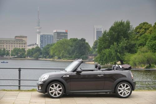 Aniversare în spirit britanic: zece ani de MINI Cabriolet