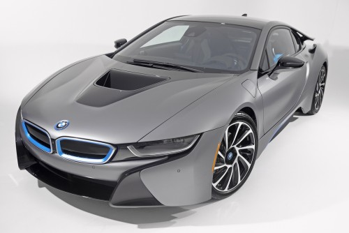 BMW i8 Concours d'Elegance Edition vândut la Pebble Beach