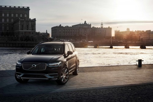 Date oficiale despre noul Volvo XC90