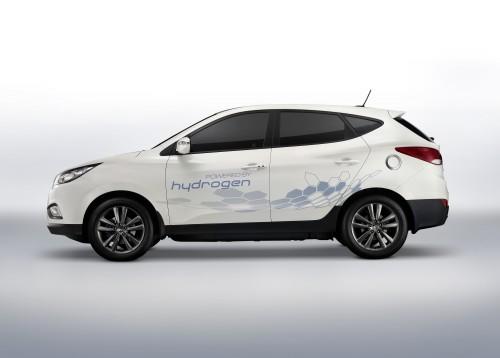 Hyundai livrează următoarea tranşă de vehicule ix35 Fuel Cell alimentate cu hidrogen, în Europa