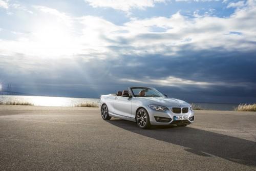 Detalii complete despre noul BMW Seria 2 Cabriolet