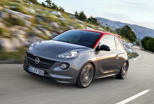 Noul Opel ADAM S are premiera la Salonul Auto de la Paris