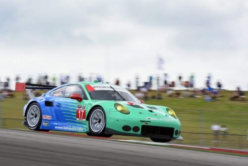 Porsche la Campionatul Mondial de Anduranță în Austin