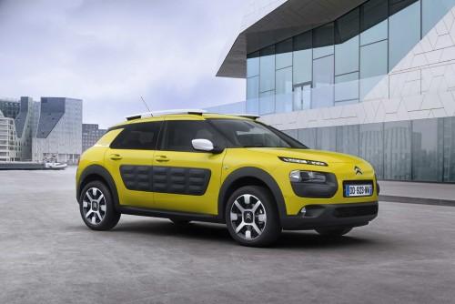 Citroen C4 Cactus se lansează în România