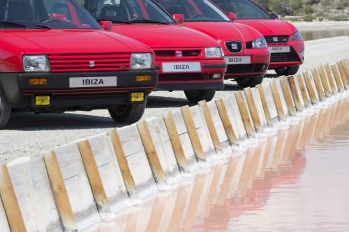 SEAT a produs Ibiza cu numarul 5 milioane