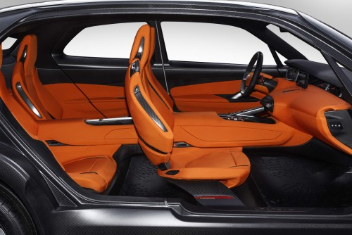 Hyundai Intrado, conceptul prezentat la Salonul Auto Paris