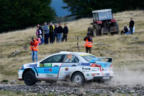 """Titi Aur va participa la Sibiu Rally Challenge """"pe două roți"""""""
