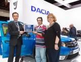 Dacia a vândut maşina cu numărul 3.000.000