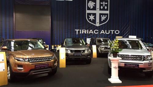 Ţiriac Auto prezintă peste 40 de modele la Salonul Auto Bucureşti 2014
