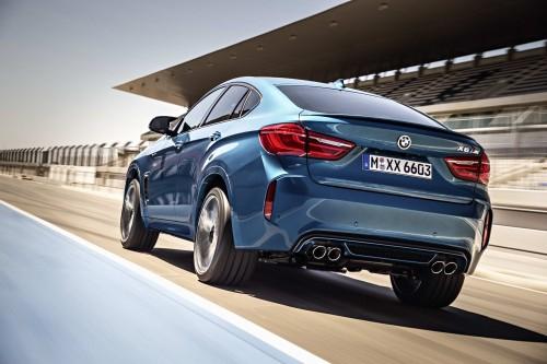 Noile BMW X5 M F85 şi BMW X6 M F86