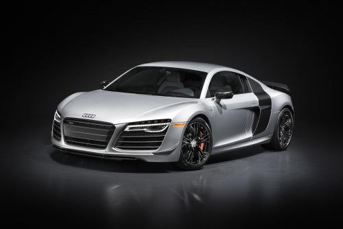Audi R8 Competition va fi prezentat la Los Angeles