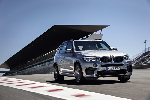 Claudiu David prezintă ofical noile BMW X5 M şi X6 M