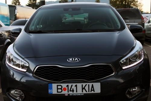 Kia Cee'd 1,6 DSL CITY MT6