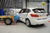 5 stele la testele Euro NCAP pentru Seria 2 Active Tourer