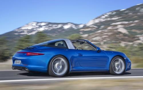 Porsche, premiat la Golden Steering Wheel Award 2014