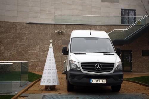 Mercedes-Benz România sprijină Festivalul Brazilor de Crăciun