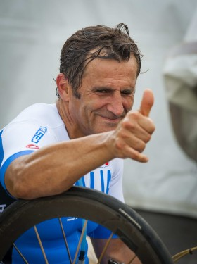 Interviu cu Alessandro Zanardi despre sezonul perfect 2014