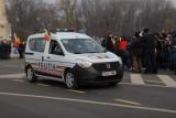 Trafic restricționat în Bucureşti pentru parada militară
