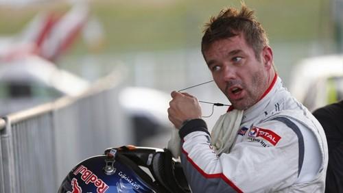 Sébastien Loeb participă la Raliul de la Monte-Carlo 2015 la volanul DS3 WRC