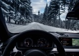 Campania publicitară a noului BMW X6, cu o fotografie realizată în România