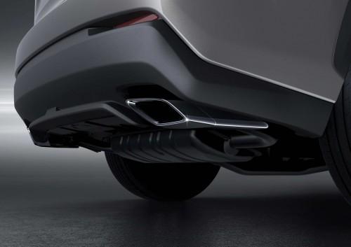 Noul Lexus NX200t se alătură NX300h