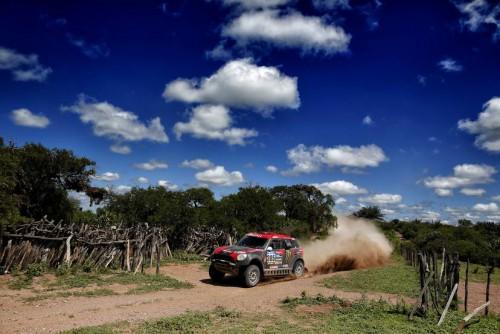 MINI câștigă Raliul Dakar pentru a patra oară consecutiv